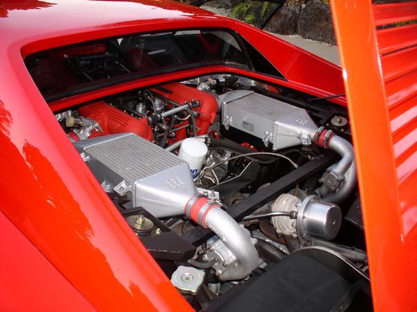 Pod lupou: Ferrari 288 GTO – Podruhé a naposled: - fotka 67