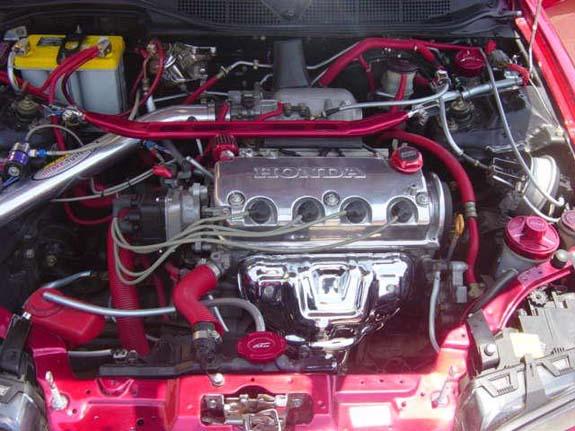 BMW M3 jako předělávka z Hondy Civic? Fuj!: - fotka 10
