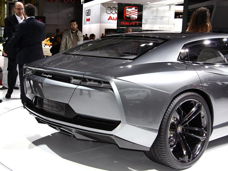 Lamborghini Estoque opět na pořadu dne?: - fotka 37