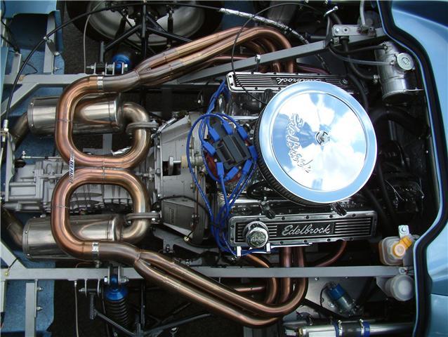 Vision Sportscars Minotaur: mezinárodní mix: - fotka 8