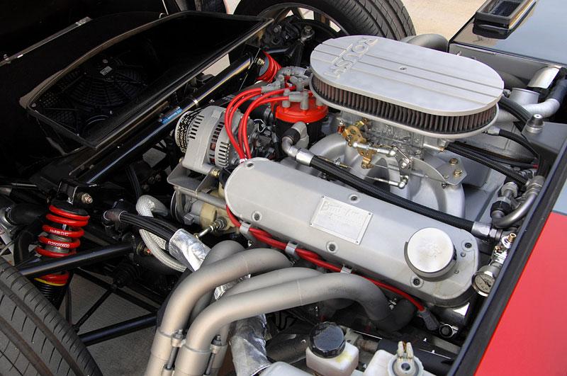 Shelby Daytona Coupe Le Mans Edition: replika závodní hvězdy: - fotka 18