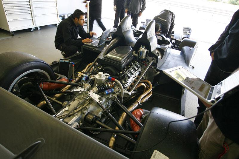 Formula Le Mans: přípravka na vytrvalostní závody: - fotka 25