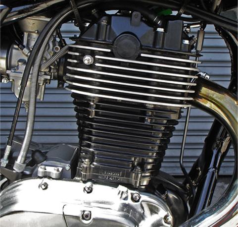 Ryca Motors CS-1: café racer z chopperu: - fotka 8