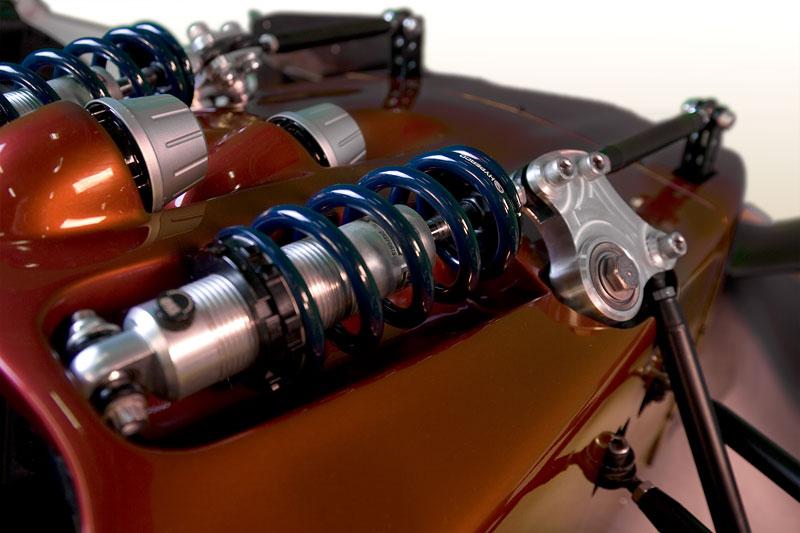 Scorpion P6 - formule nebo tříkolka?: - fotka 26