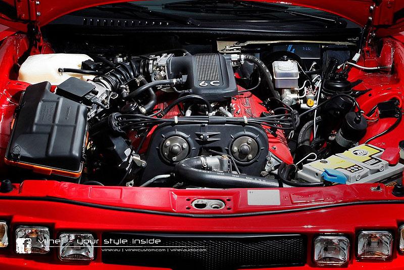 Vilner Il Mostro: Alfa Romeo RZ jako ze škatulky: - fotka 15