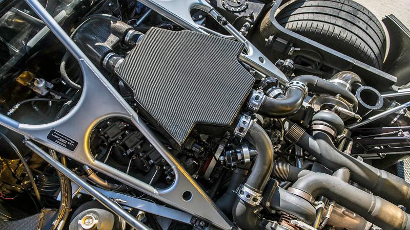 Hennessey Venom GT Spyder je nejrychlejší kabriolet na světě: - fotka 23