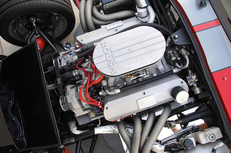 Shelby Daytona Coupe Le Mans Edition: replika závodní hvězdy: - fotka 19