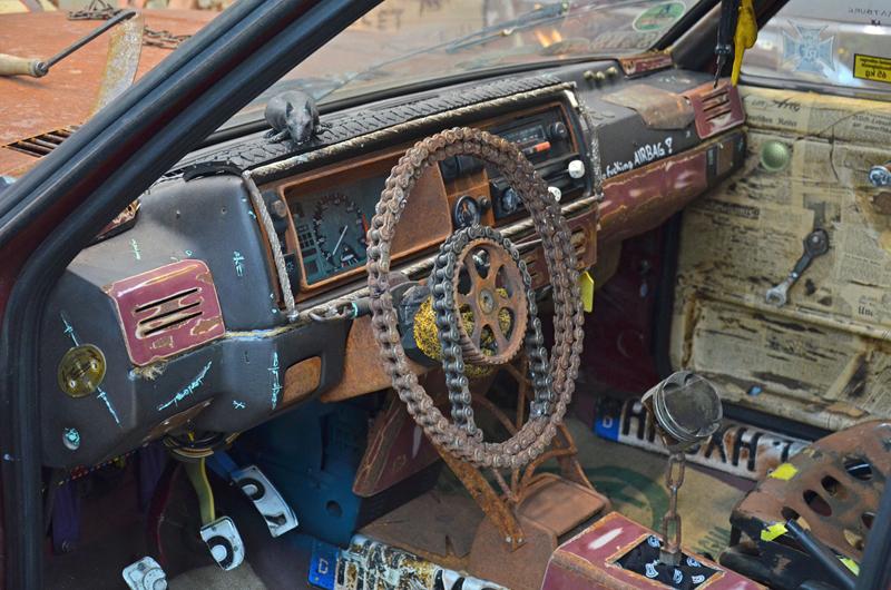Autosalon Essen 2013: Tuningové řádění: - fotka 63