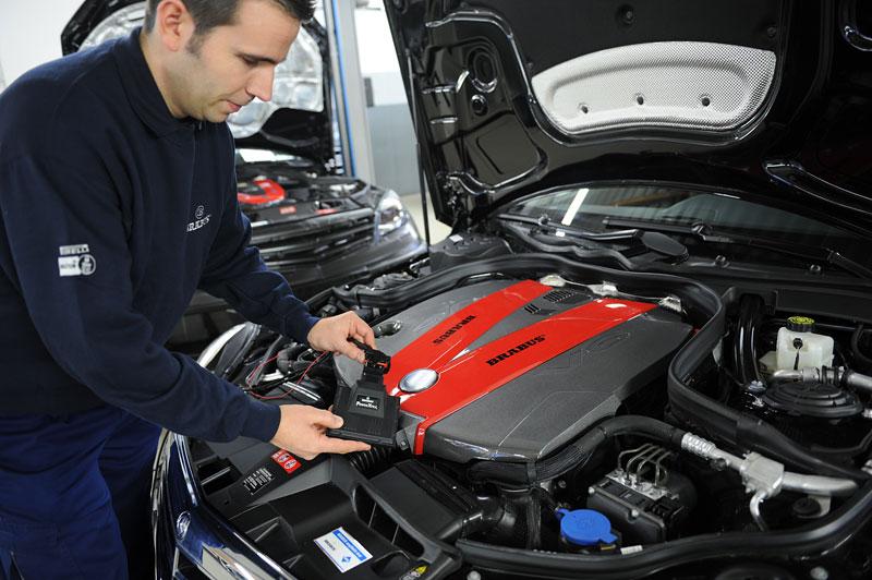 Brabus představuje první dieselový Euro 6 Performance Kit na světě: - fotka 7