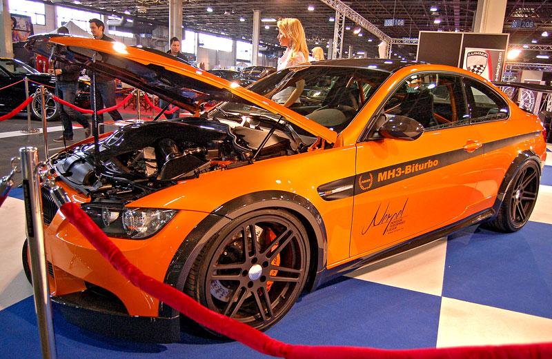 """Reportáž Tuning Show Budapešť 2012: Od """"žigula"""" po Koenigsegg: - fotka 168"""