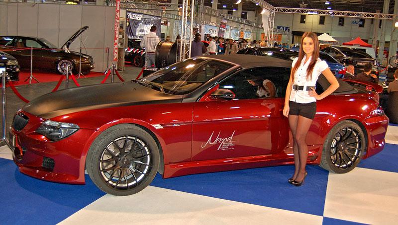 """Reportáž Tuning Show Budapešť 2012: Od """"žigula"""" po Koenigsegg: - fotka 170"""
