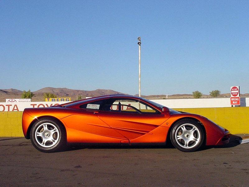 Pod lupou: McLaren F1, legendární král: - fotka 40