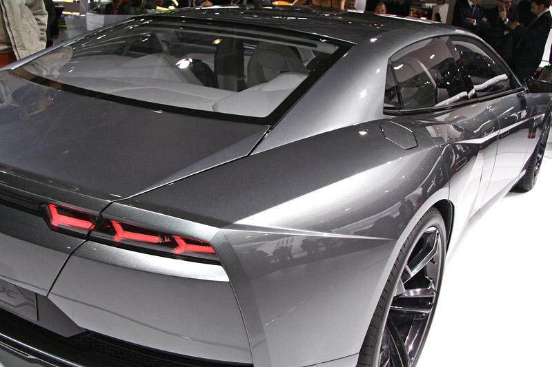 Lamborghini Estoque opět na pořadu dne?: - fotka 45