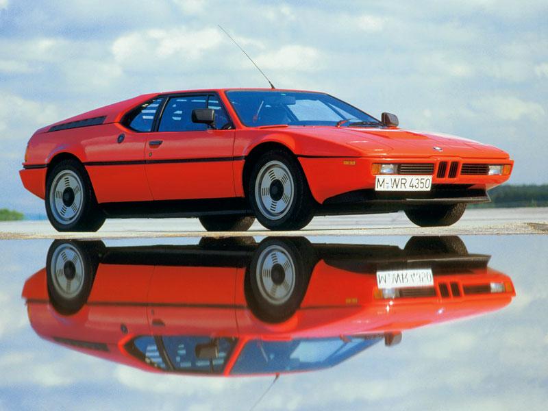 BMW M1 slaví 30 let: - fotka 3