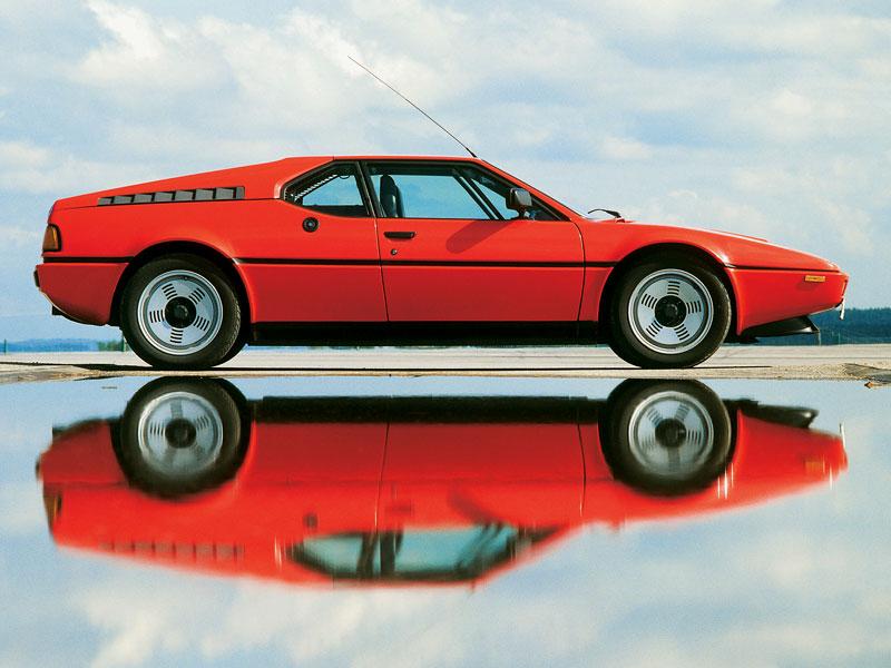 BMW M1 slaví 30 let: - fotka 4
