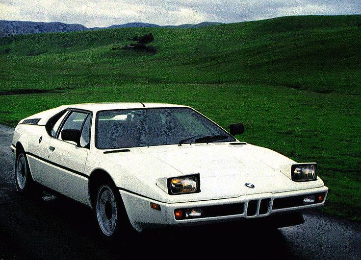 BMW M1 slaví 30 let: - fotka 6