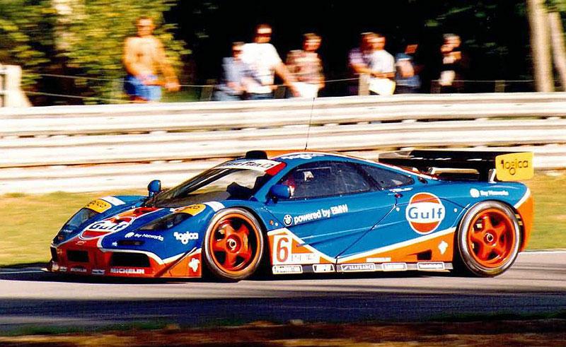 Pod lupou: McLaren F1, legendární král: - fotka 42