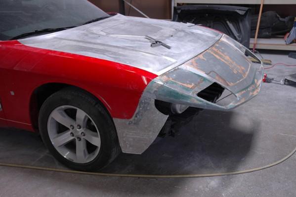 HPP Dodge Challenger Daytona Concept: - fotka 35