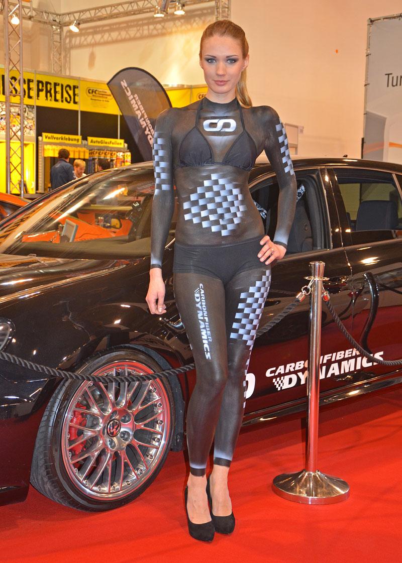 Autosalon Essen 2013: Tuningové řádění: - fotka 71