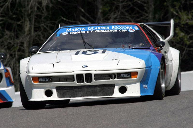 BMW M1 slaví 30 let: - fotka 11