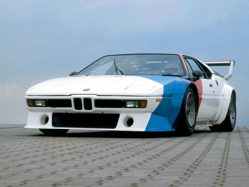 BMW M1 slaví 30 let: - fotka 12