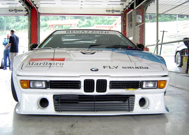 BMW M1 slaví 30 let: - fotka 13