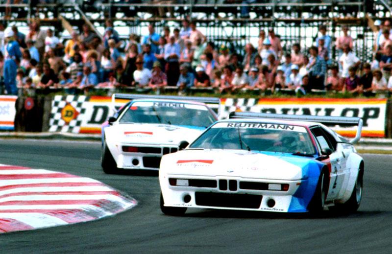 BMW M1 slaví 30 let: - fotka 15