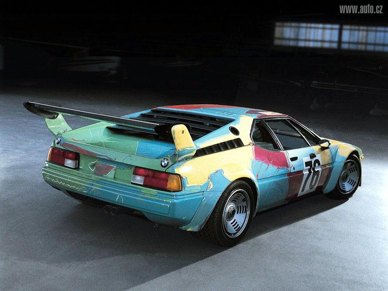 BMW M1 slaví 30 let: - fotka 17