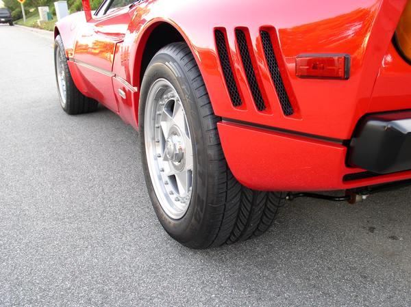 Pod lupou: Ferrari 288 GTO – Podruhé a naposled: - fotka 80