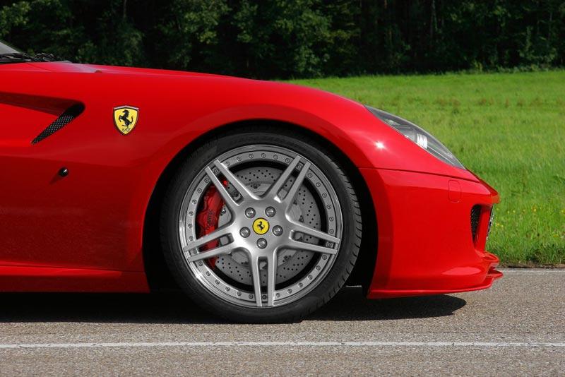 Novitec Rosso Ferrari 599 GTB: - fotka 13
