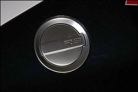 Audi CR-8: Premiérový pokus: - fotka 8