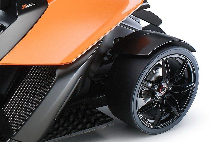 Ženeva živě: KTM X-Bow Dallara: - fotka 30