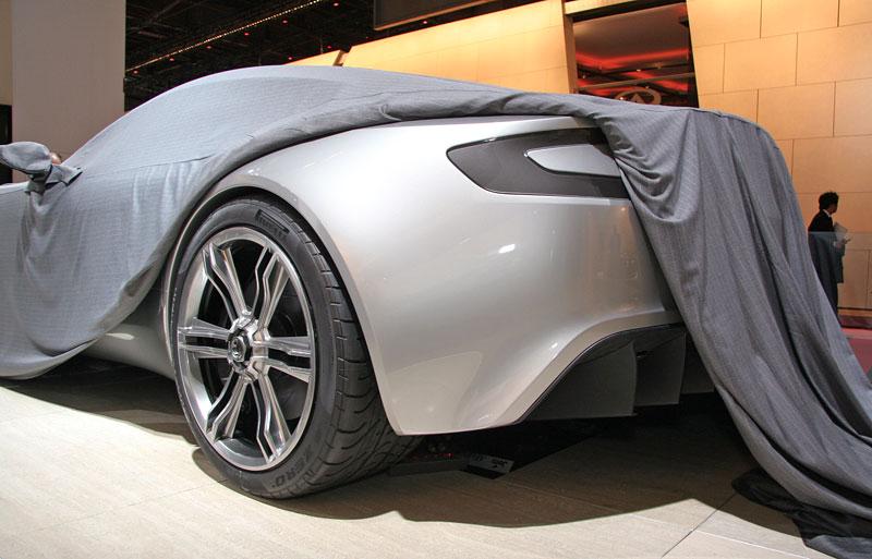 Paříž 2008: Aston Martin One-77: - fotka 7