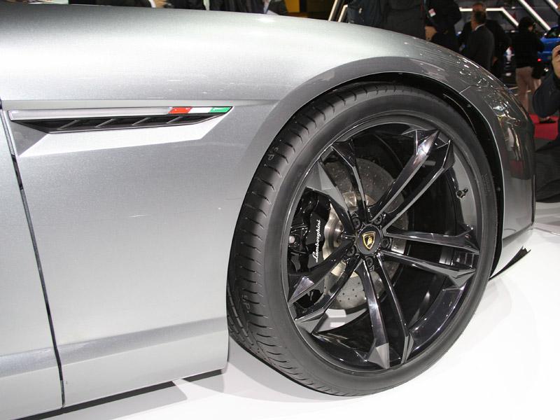 Lamborghini Estoque opět na pořadu dne?: - fotka 47