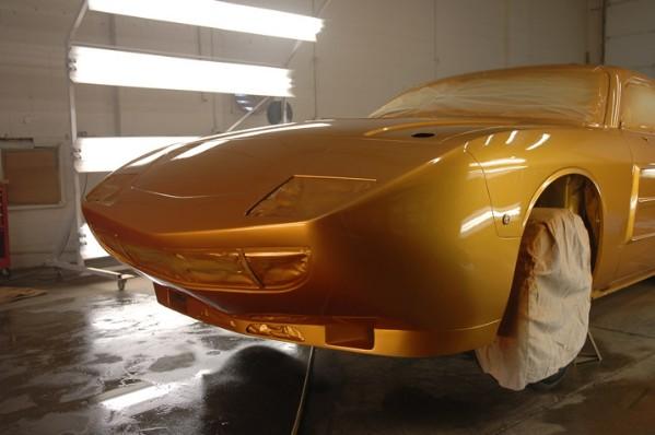 HPP Dodge Challenger Daytona Concept: - fotka 36