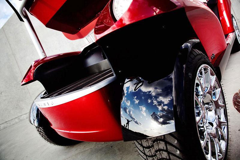 Garia: luxusní vozík pro milovníky golfu: - fotka 26