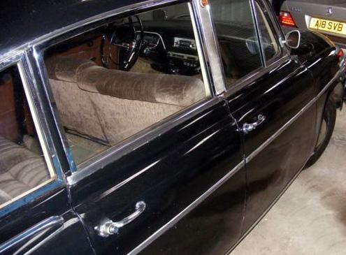 Tatra 603: jeden kousek na prodej až daleko v USA: - fotka 9