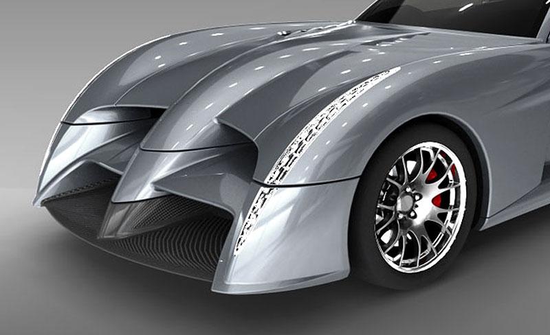 "Panoz Abruzzi ""Spirit of Le Mans"": nový supersport představen: - fotka 4"