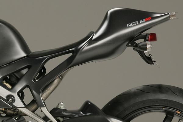 NCR M16: Ducati Desmosedici RR po zásahu dvorního ladiče: - fotka 11