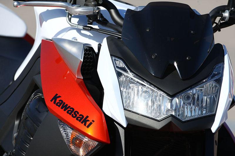 Kawasaki Z1000 - Velký Zed opět na scéně (představení): - fotka 20