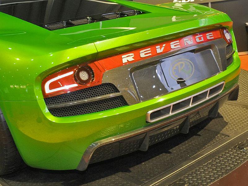 Revenge Verde: hybridní plány v koši: - fotka 7