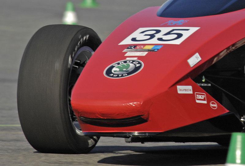 Formule ČVUT: solidní výsledek na Hockenheimu: - fotka 2