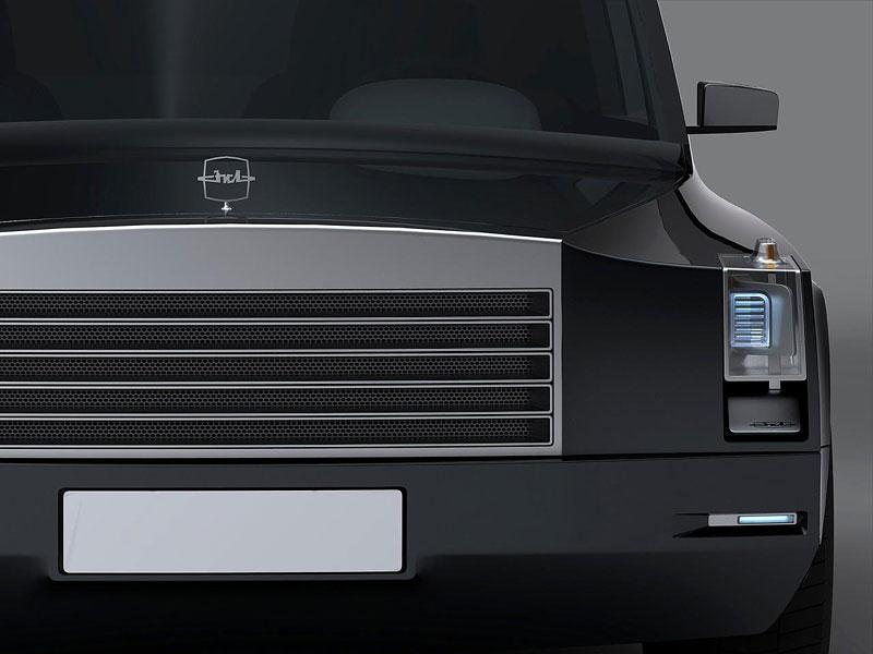 ZiL Concept: budoucnost prezidentských limuzín: - fotka 18
