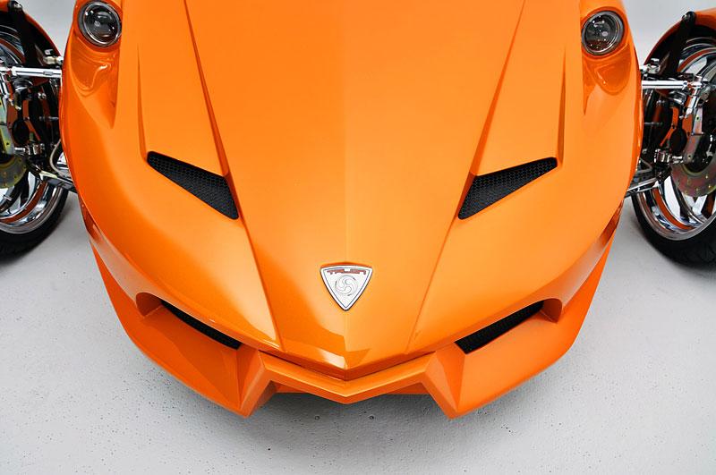 Talon Motors Invader: tříkolka pro rockery: - fotka 8
