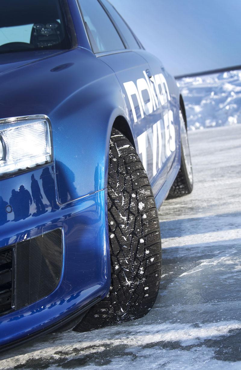 Nokian Tyres: rychlostní rekord Bentleye na ledu překonán!: - fotka 11