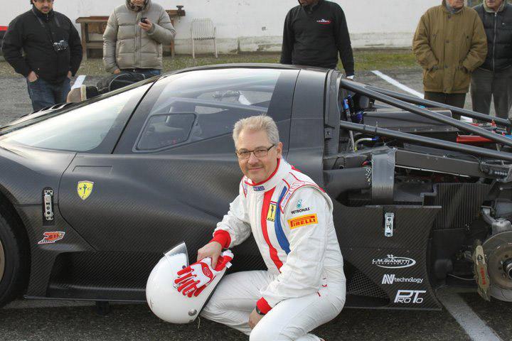 Ferrari P4/5 Competizione: první úspěšné testy na Nürburgringu: - fotka 43