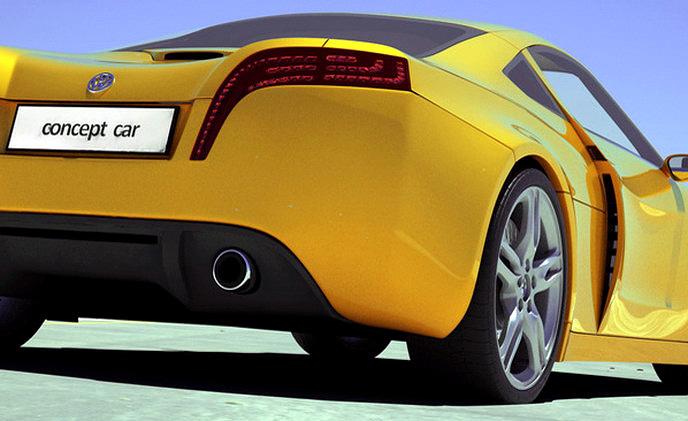Volkswagen Concept Sports Car: kreace co přijíždí až z Kyrgyzstánu: - fotka 32