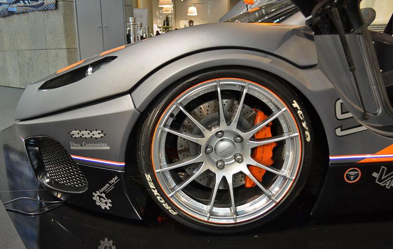 Savage Rivale GTR pózuje v Monaku: - fotka 11