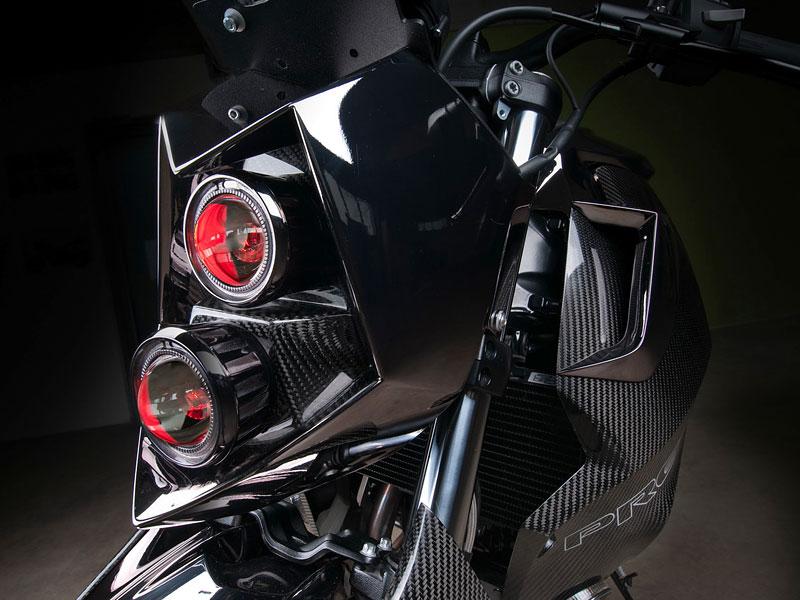 BMW F 800 R Predator od Vilner Custom Bike: - fotka 11