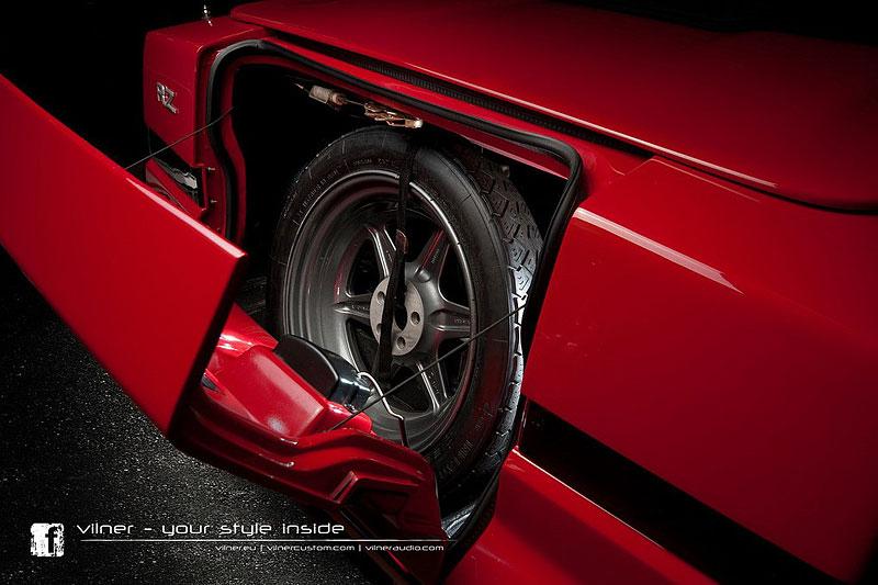 Vilner Il Mostro: Alfa Romeo RZ jako ze škatulky: - fotka 16